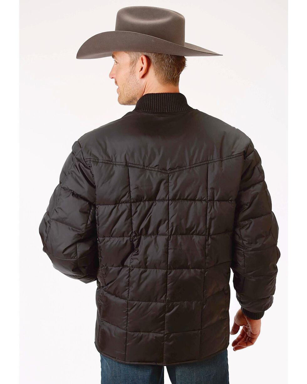 Roper Men's Rangegear Insulated Jacket, Black, hi-res