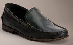 Frye Lewis Leather Venetian Loafers, , hi-res