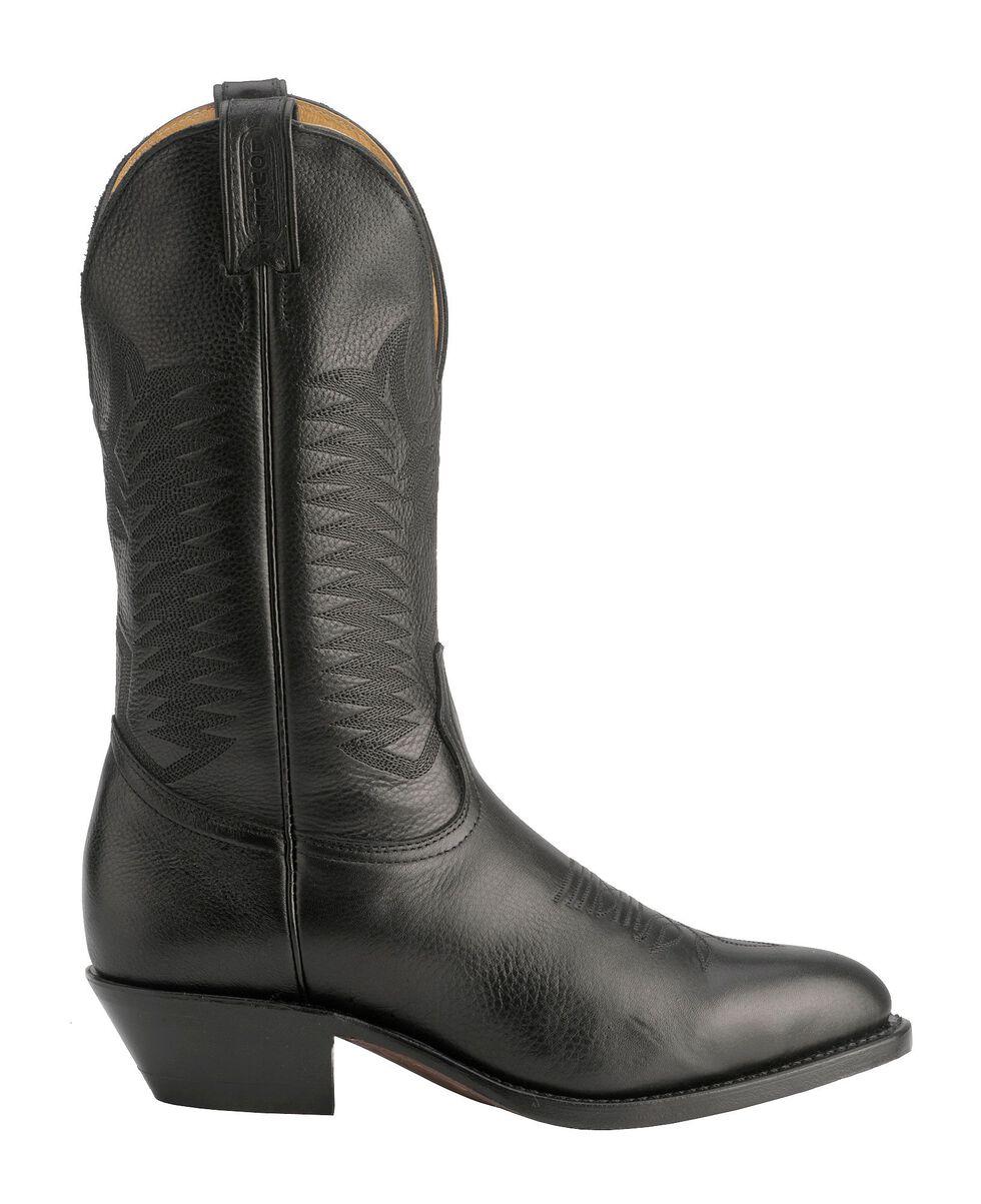 Boulet Cowboy Boots - Medium Toe, Black, hi-res