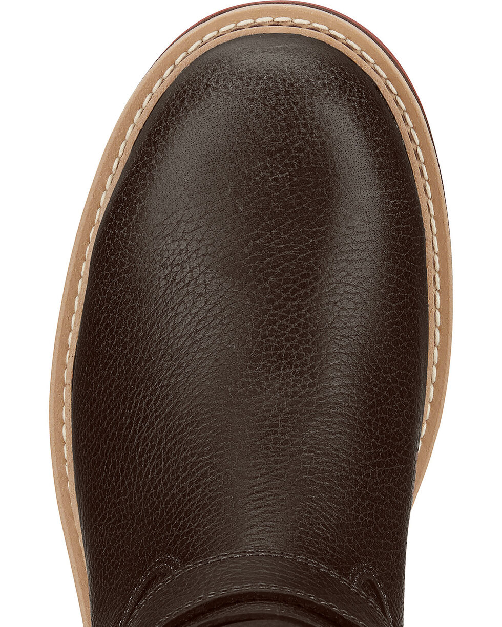 Ariat Men's Stonewall Harness Boots - Round Toe, Brown, hi-res
