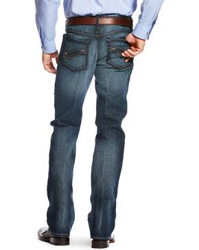 Ariat Men's Blue Relentless Original Fit Jeans - Boot Cut , Blue, hi-res