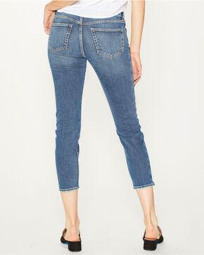 Silver Women's Vintage Slim Fit Capris , Indigo, hi-res