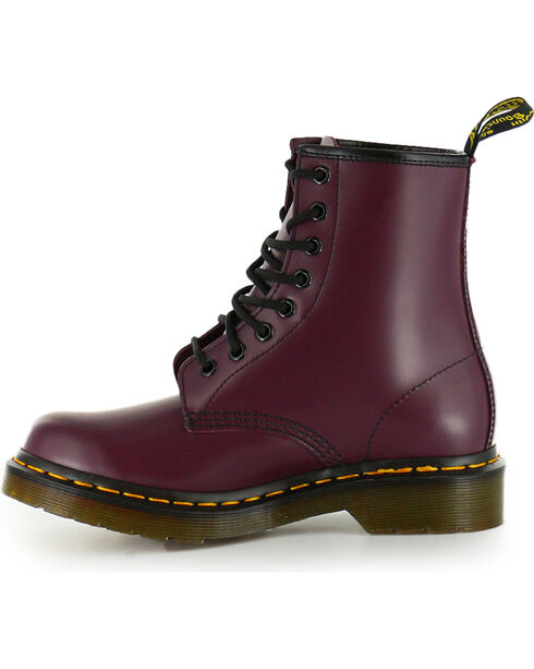 Dr. Martens Women's 1460 Material Updates Casual Boots, Purple, hi-res
