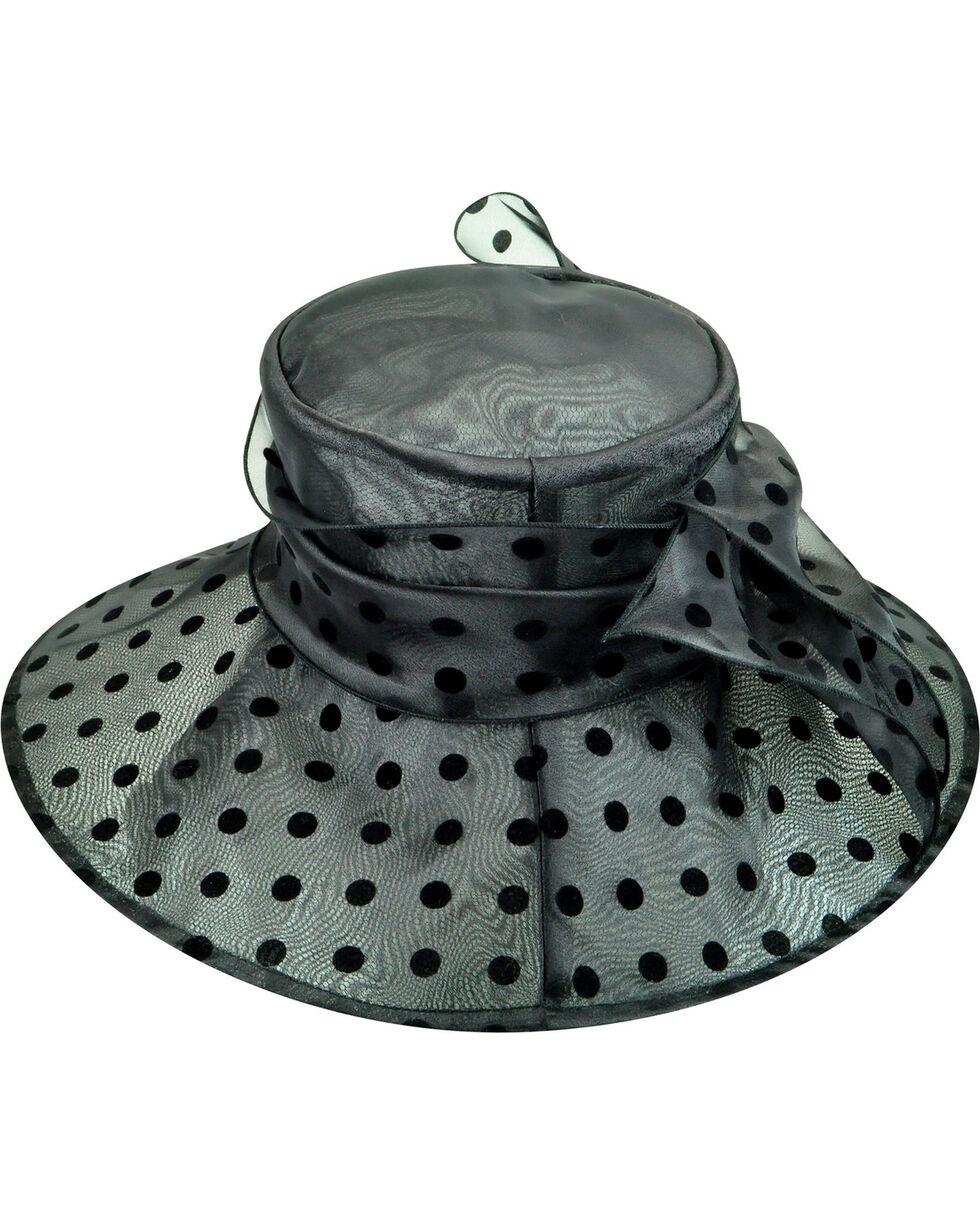 Betmar Women's Suellen Hat, Black, hi-res