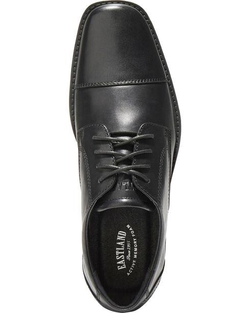 Eastland Men's Georgetown Cap Toe Dress Oxfords, Black, hi-res