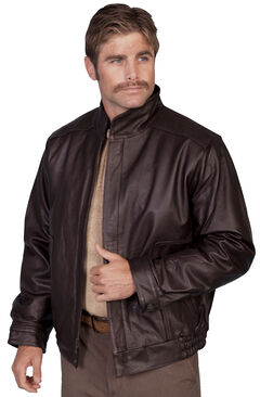 Scully Top Grain Calfskin Leather Jacket, , hi-res