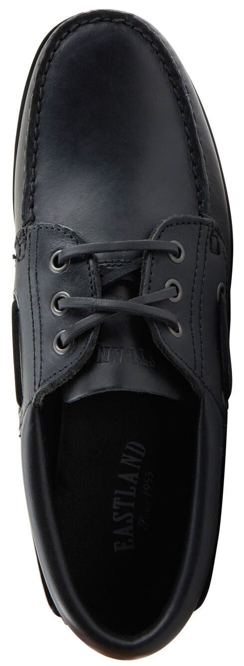 Eastland Men's Black Seville Oxfords , Black, hi-res
