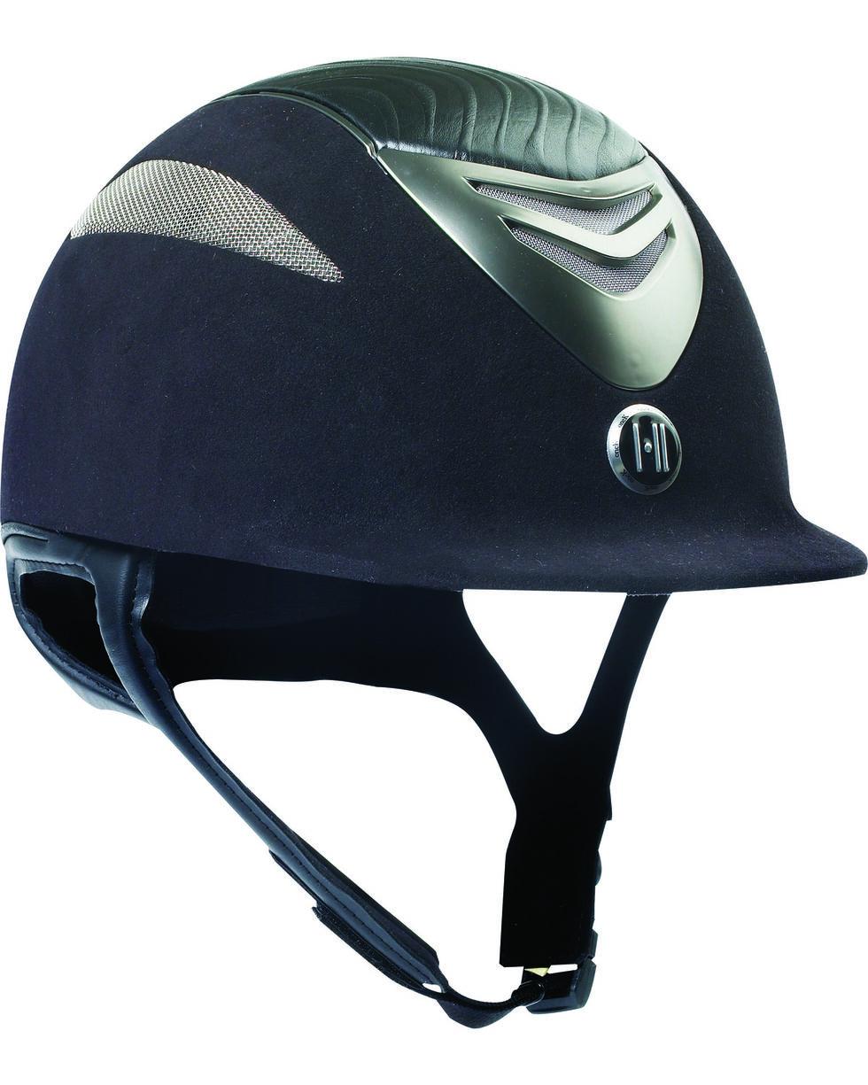 One K Defender Suede & Leather Helmet, , hi-res