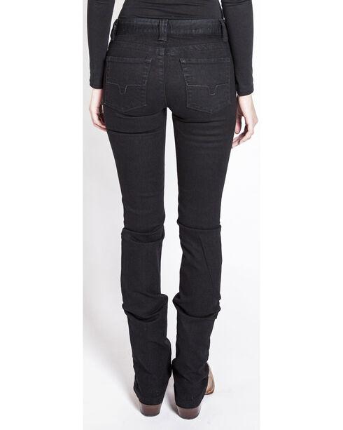 Kimes Ranch Women's Betty Black Modest Boot Cut Jeans, , hi-res