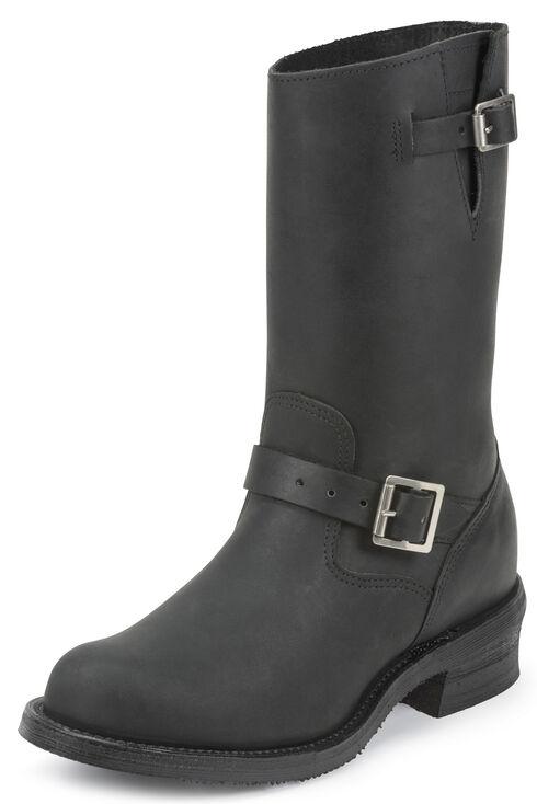 Chippewa Men's 1949 Original Engineer Boots - Round Toe, , hi-res
