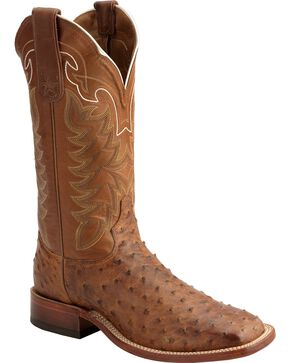 Ostrich Skin Boots - Country Outfitter