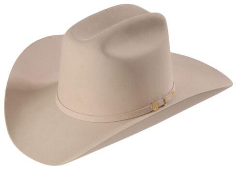 Stetson 100X El Presidente Fur Felt Western Hat, , hi-res