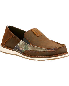 Ariat Men's Cruiser Shoes , Brown, hi-res
