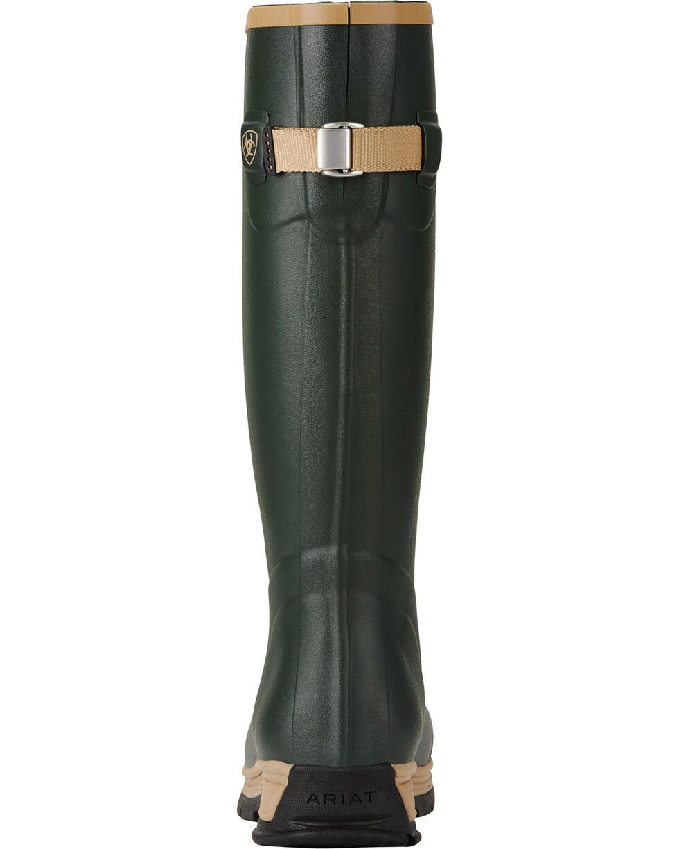 Ariat Women's Juniper Fernlee Rubber Outdoor Boots , Green, hi-res