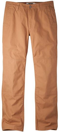Mountain Khakis Men's Ranch Brown Alpine Utility Pants - Relaxed Fit , , hi-res