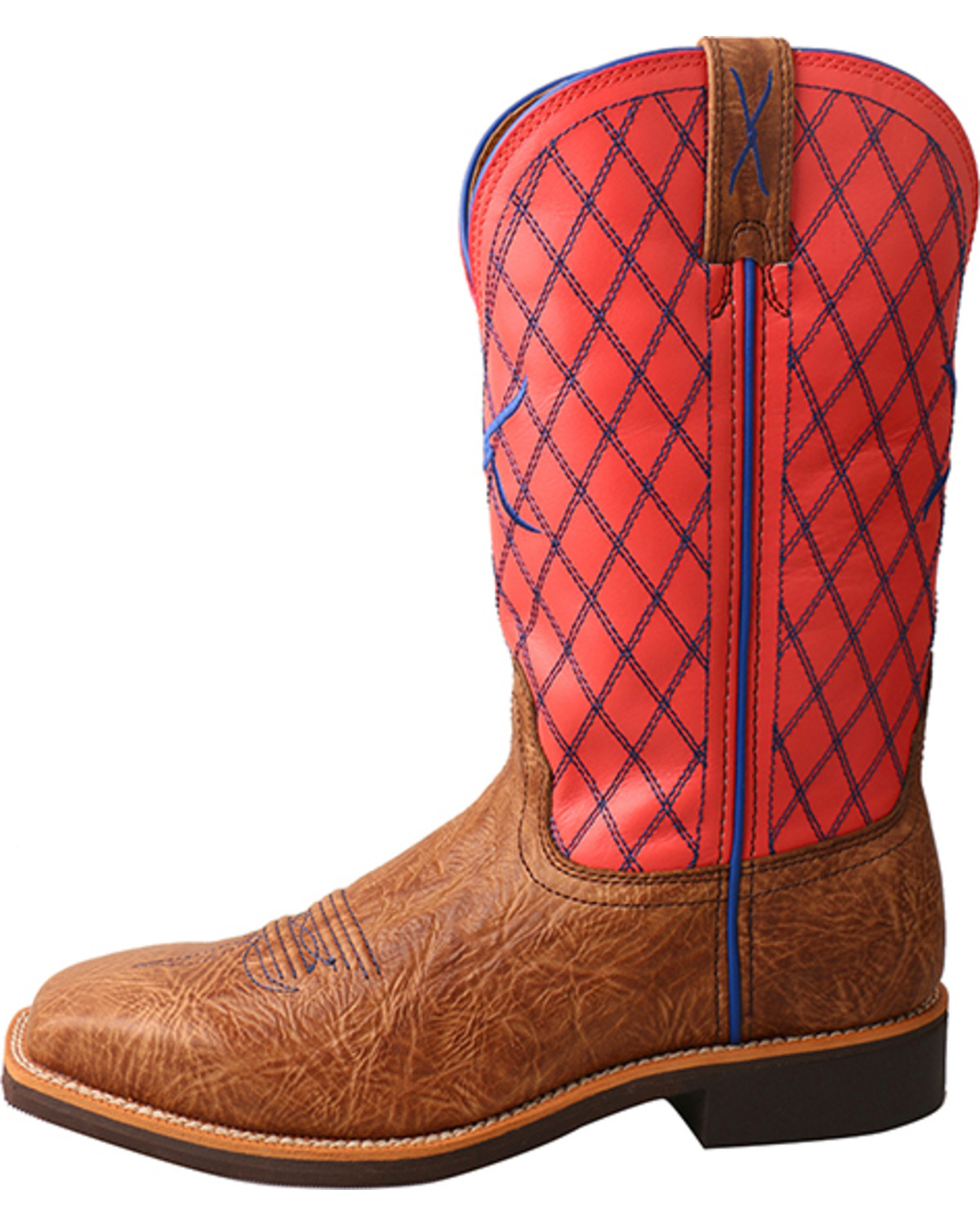 Simple Twisted X Boots Stepping Out Cowboy Boots (For Women) 9963P - Save 55%