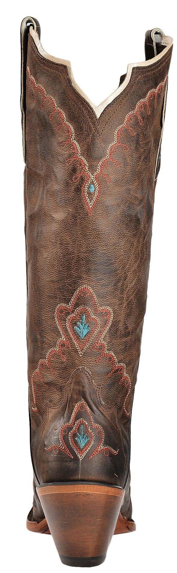 Tony Lama Black Label Tall Cowgirl Boots - Snip Toe - Country ...