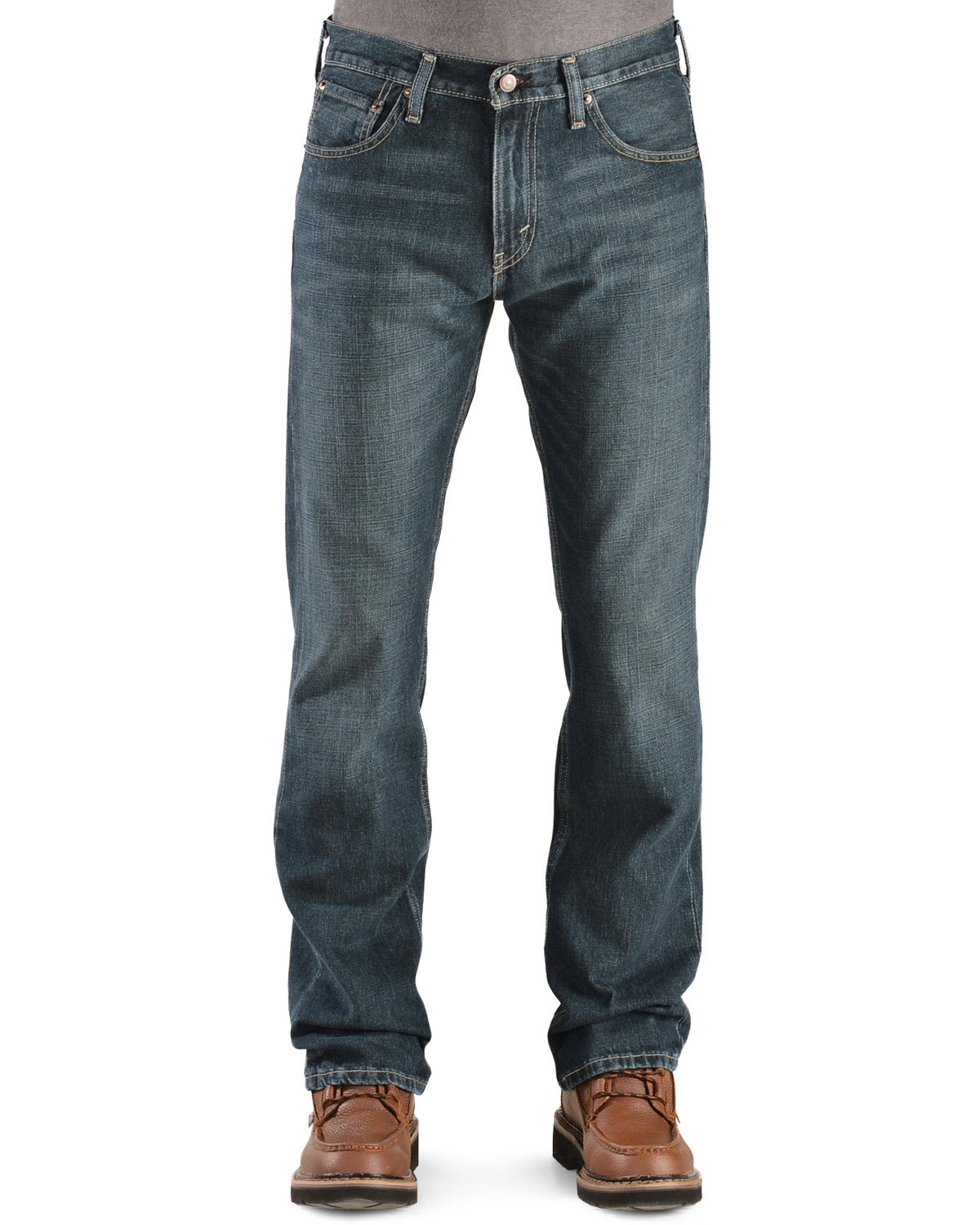 levi 39 s 527 jeans prewashed low rise boot cut country. Black Bedroom Furniture Sets. Home Design Ideas