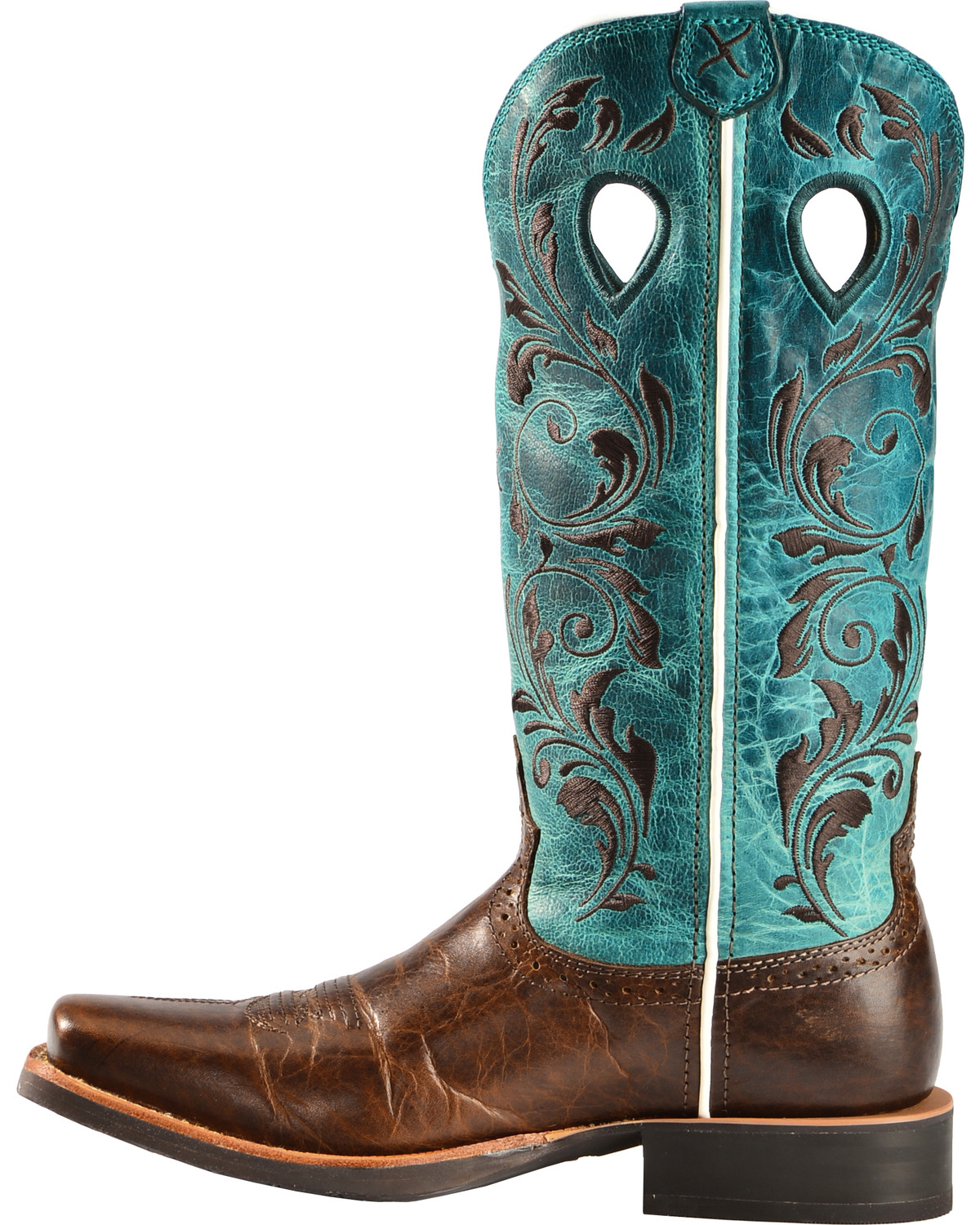 Elegant Twisted X Boots Cattleman Cowboy Boots (For Women) 2971X - Save 36%