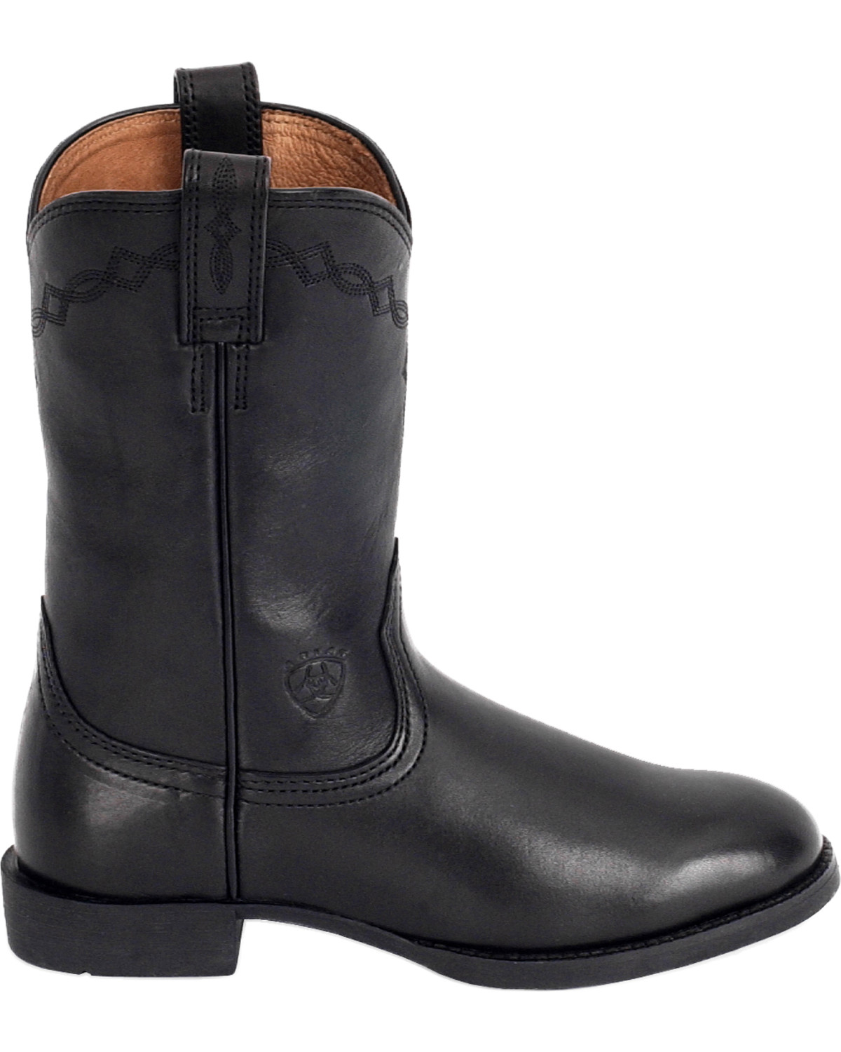 Ariat Long Black Riding Boots - Shoes & Boots Review