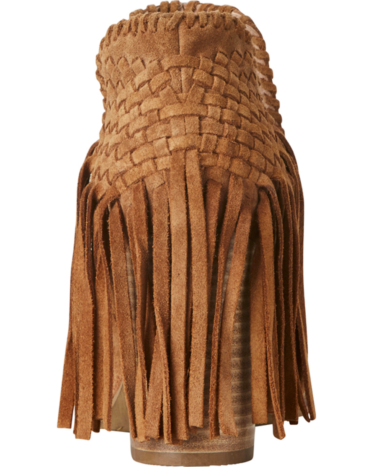Ariat Women\'s Unbridled Lily Suede Fringe Boots- Round Toe ...