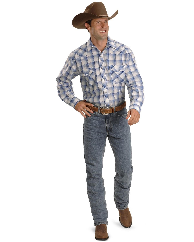 Slim Fit Bootcut Jeans Men