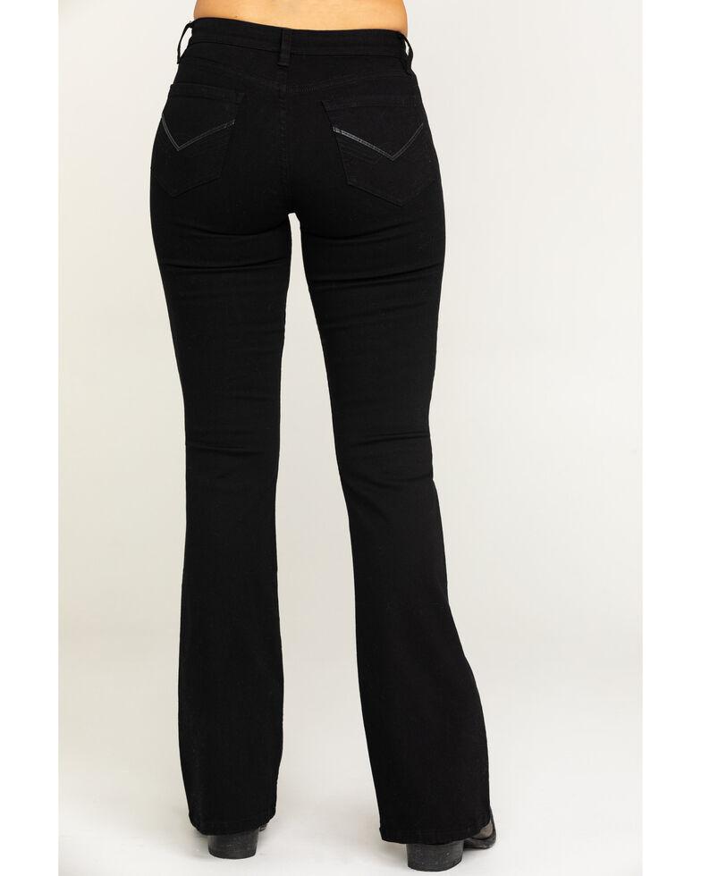 Idyllwind Women's Rebel Midnight Bootcut Jeans, Black, hi-res