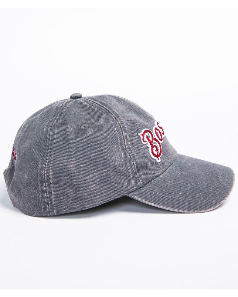 Idyllwind Women's Boss Lady Baseball Cap, Grey, hi-res