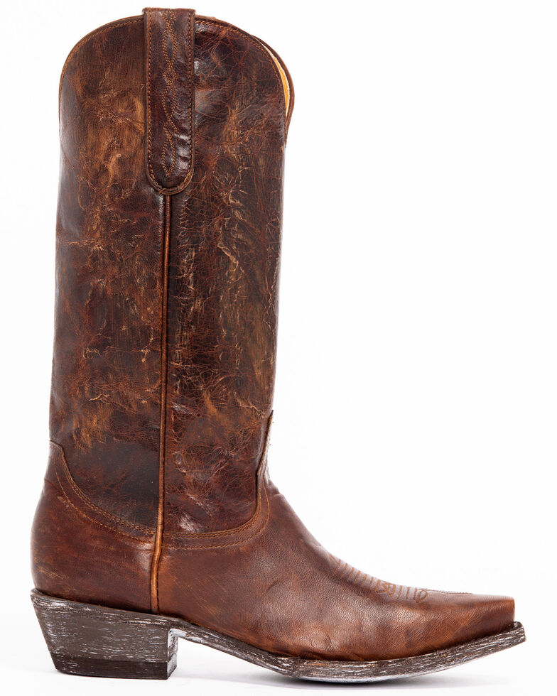 Idyllwind Women's Wildwest Brown Western Boots - Snip Toe, Brown, hi-res