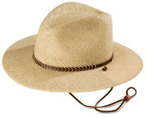 Stetson Lakeland UV Protection Straw Hat, Natural, hi-res