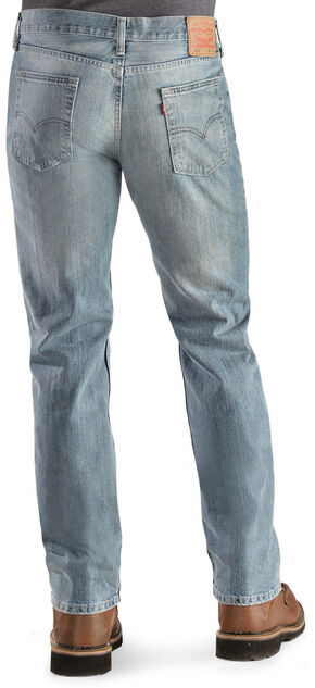 Levi's 514 Jeans - Straight Fit, Med Wash, hi-res
