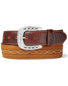 Leegin Men's Maverick Work Belt, Brown, hi-res