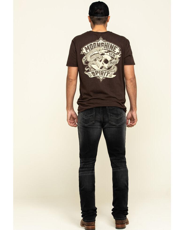 Cody James Men's Steel Stretch Slim Straight Jeans , Blue, hi-res