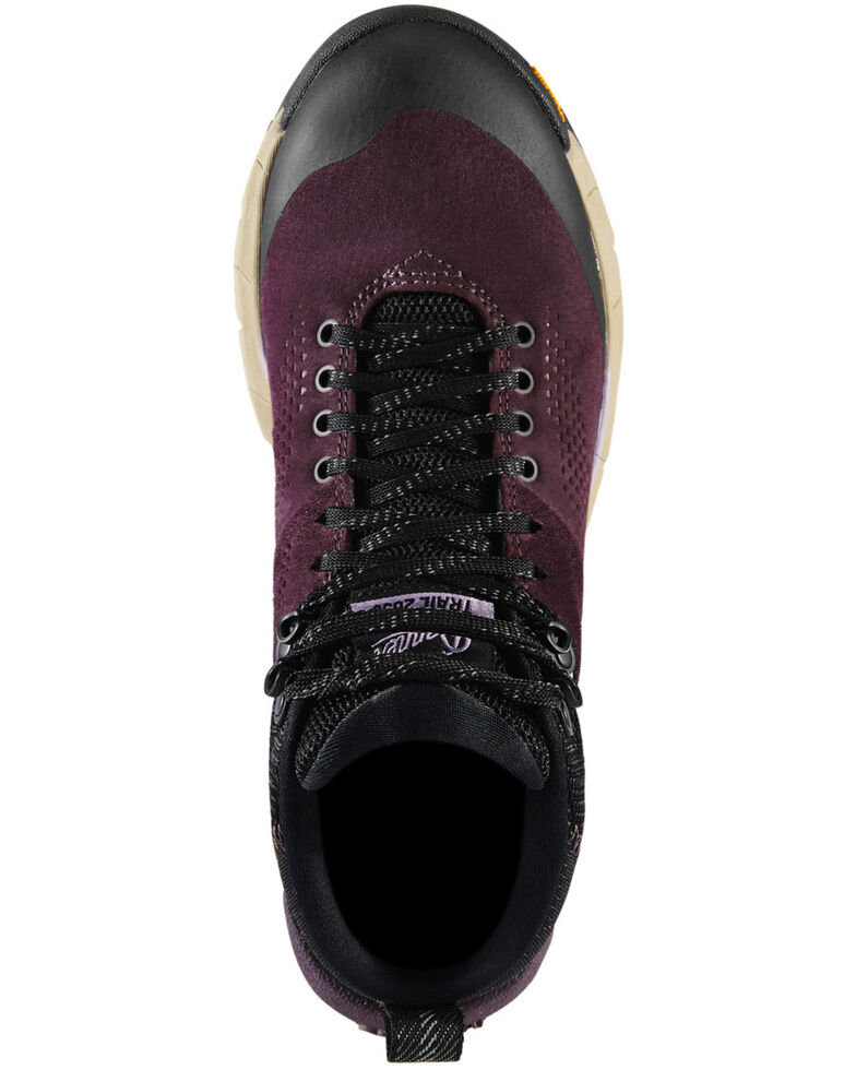 Danner Women's Trail 2650 Marionberry GTX Hiking Boots - Soft Toe, Purple, hi-res