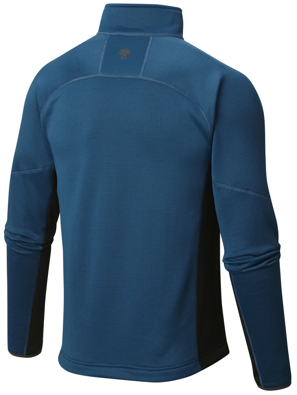 Mountain Hardwear Desna Grid Jacket, Blue, hi-res