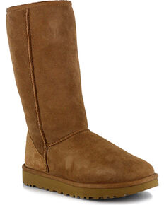 UGG Women's Classic II Tall Boots, Chestnut, hi-res