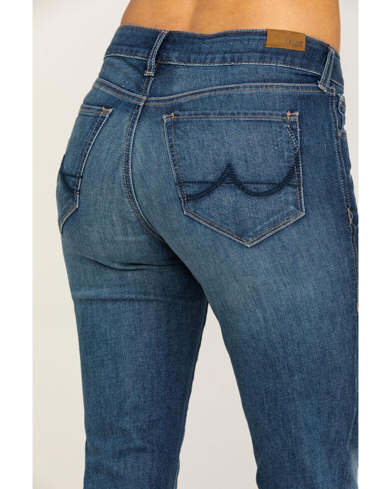 Ariat Women's Simone Evening Ultra Stretch Boot Jeans , Black, hi-res