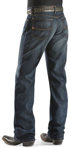 Ariat Denim Jeans - M4 Roadhouse Low Rise Relaxed Fit, Dark Stone, hi-res