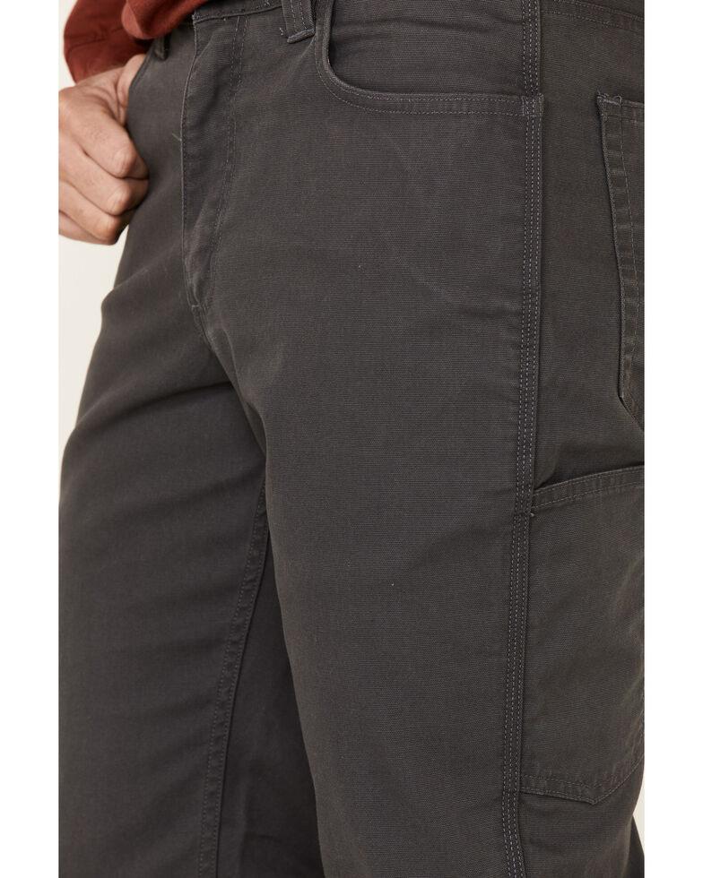 Carhartt Men's FR Shadow Rugged Flex Relaxed Work Pants , Dark Grey, hi-res