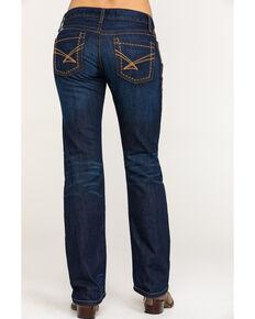 Cinch Women's Ada Rinse Jeans, Indigo, hi-res