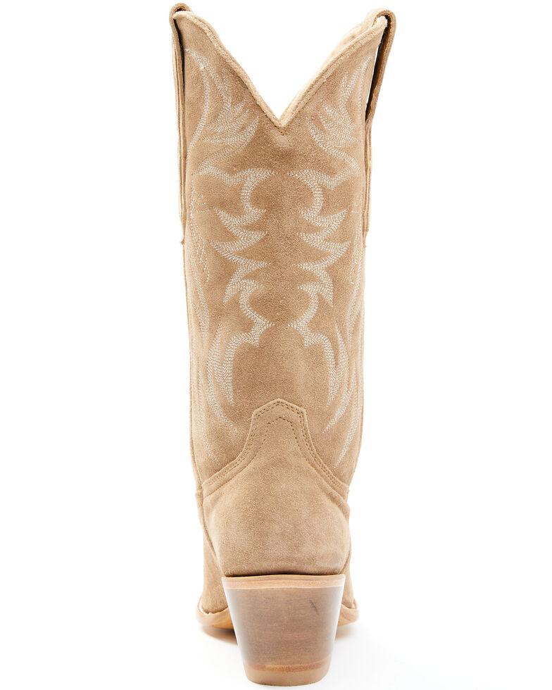 Idyllwind Women's Charm'd Life Western Boots - Snip Toe, Tan, hi-res