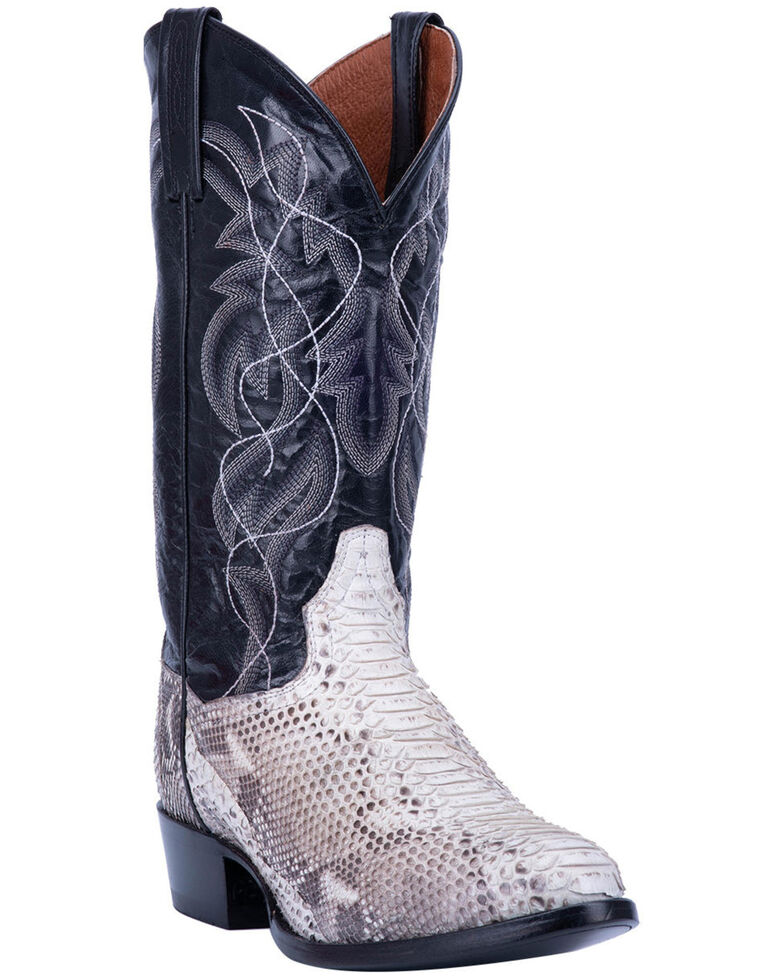84c4ceab8f9 Dan Post Men's Manning Western Boots - Round Toe