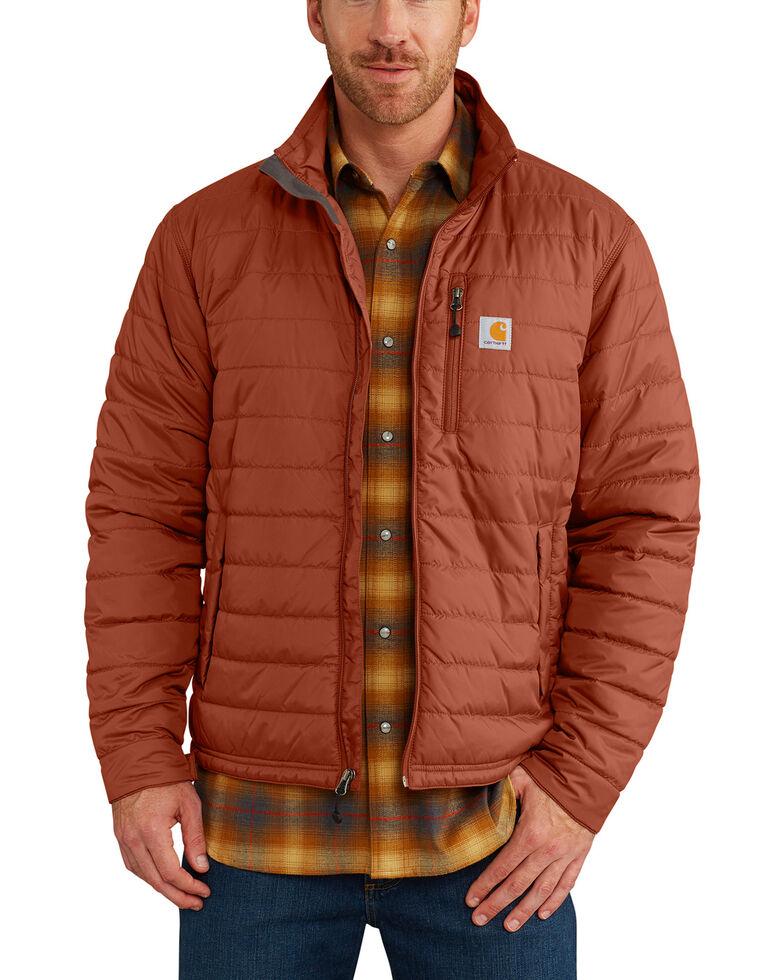 Carhartt Men's Gilliam Work Jacket , Dark Orange, hi-res
