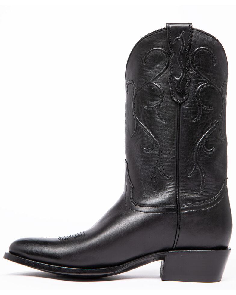 Cody James Men's Maresias Negro Western Boots - Round Toe, Black, hi-res