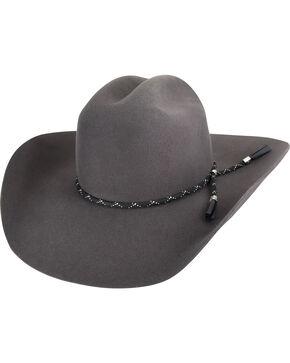 Bailey Men's Steel Western Zippo Cowboy Hat , Steel, hi-res