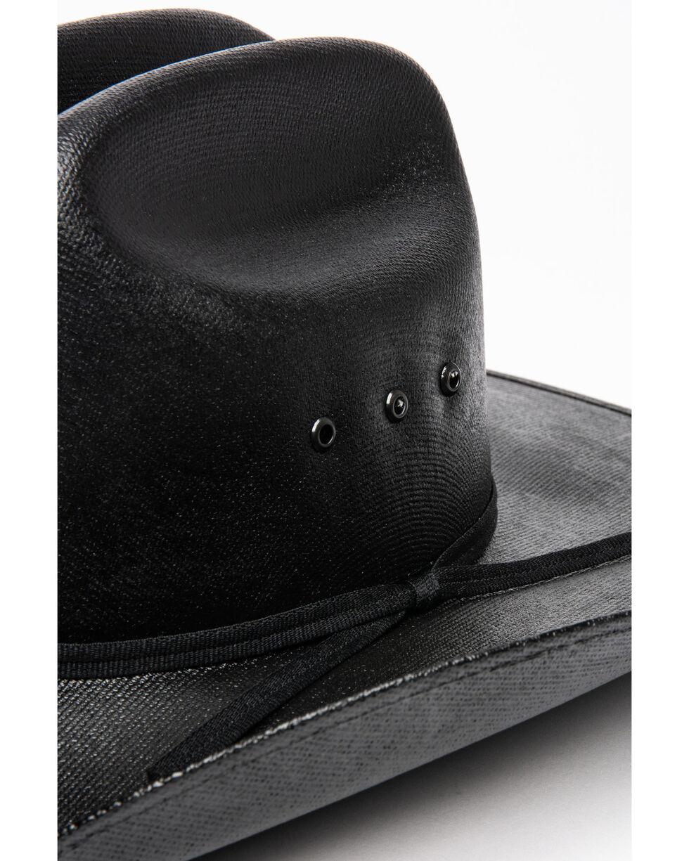 Cody James Youth Cattleman Cowboy Hat, Black, hi-res