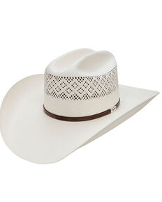 Resistol Men's 20X Jaxon Cowboy Hat, Natural, hi-res