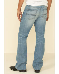 Cody James Men's Hamshackle Light Stretch Relaxed Boot Jeans , Blue, hi-res