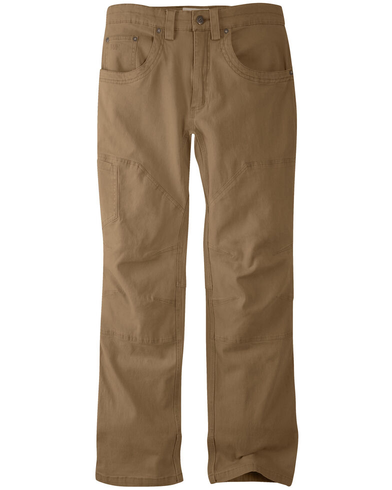 Mountain Khaki Tobacco Camber 107 Relaxed Fit Pants , Tobacco, hi-res