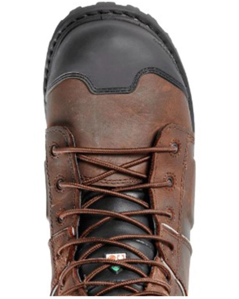 Baffin Men's Monster Waterproof Work Boots - Composite Toe, Brown, hi-res